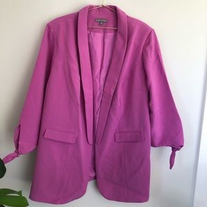 Jessica London plus size work blazer jacket